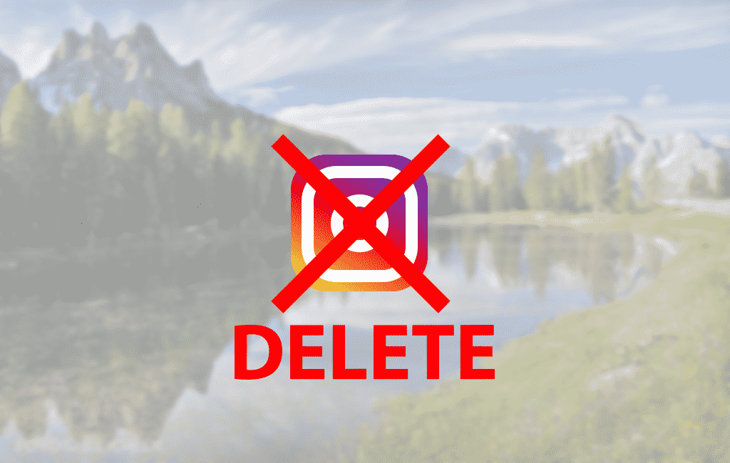 How To Delete An Instagram Account [Solution]